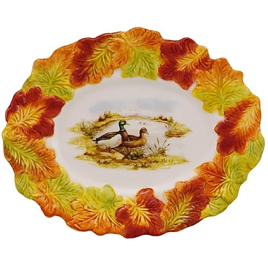 Kaldun & Bogle Hunt Harvest Serving Dish