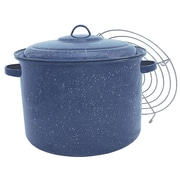Granite Ware Quart Tamale Multi-Pot w/ Steamer Insert