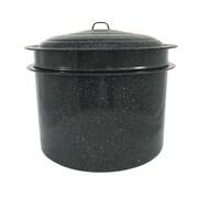 Granite Ware Quart Crab and Crawfish Multi-Pot