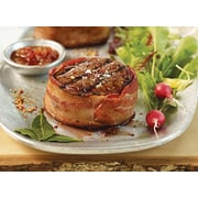 Omaha Steaks 6 Bacon-Wrapped Top Sirloins (6 Oz.)