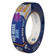 "Intertape® ProMask Blue® PT14 0.94"" x 60 yds. 14 Day Masking Tape W/Bloc It, Blue, 32 Roll"