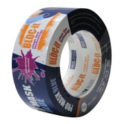 "Intertape® ProMask Blue® PT14 1.88"" x 60 yds. 14 Day Masking Tape W/Bloc It, Blue, 16 Roll"