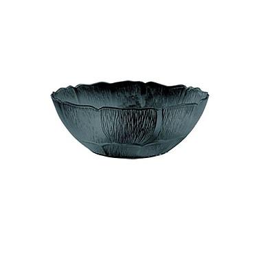 Carlisle 1-1/5 qt Petal Mist Bowl, Black