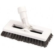 "Carlisle 363883103, 8"" Swivel Scrub with Polyester Bristles,"