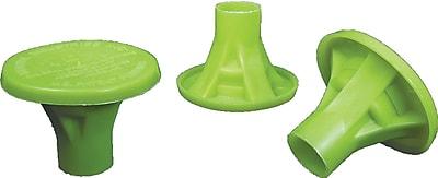 Mutual Industries #4 - #8 OSHA Rebar Cap, Lime