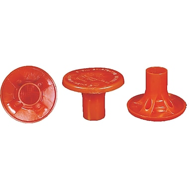 Mutual Industries OSHA Rebar Cap, Orange