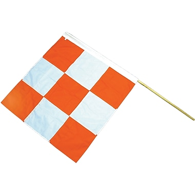 Mutual Industries Airport Flag With Staff, 36