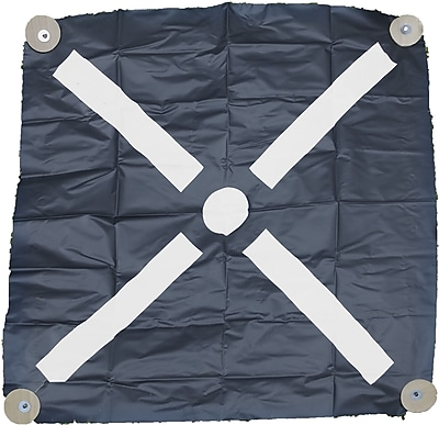 Mutual Industries Bullseye Iron Cross Aerial Target, 96