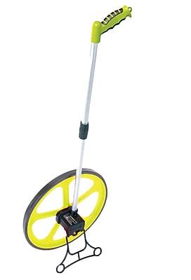 Mutual Industries Komelon® Feet/Inches Measure Wheel, 14.3