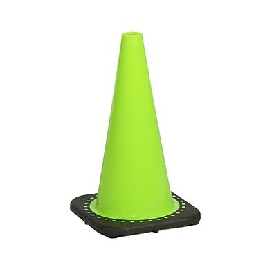 Mutual Industries 3 lbs. Plain Traffic Cone, 18
