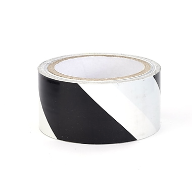 Mutual Industries Hazard Stripe Tape, 3