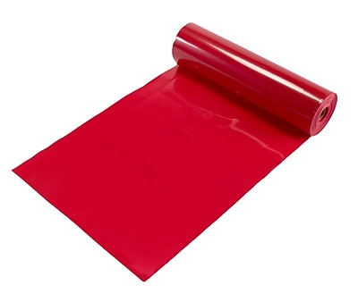 Mutual Industries Plain Tear-Off Safety Flag, 12