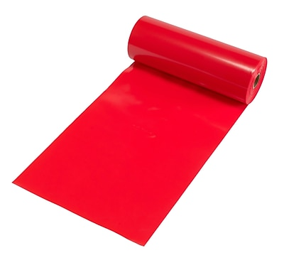 Mutual Industries Plain Tear-Off Safety Flag, 16