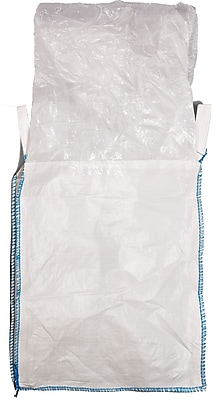 Mutual Industries 3000 lbs. Bulk Bag, 3' x 3' x 3'