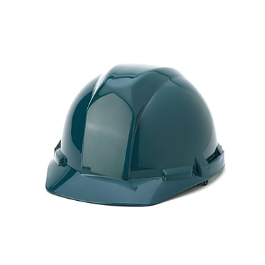 Mutual Industries 6-Point Ratchet Suspension Hard Hat, Green