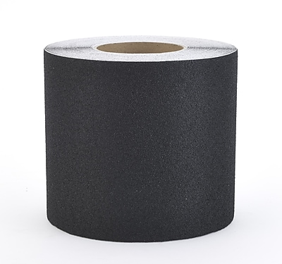 Mutual Industries Non-Skid Abrasive Safety Tape, 6