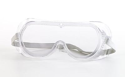 Mutual Industries Perforated Safety Goggle