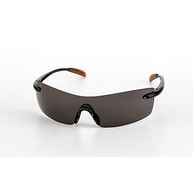 Mutual Industries Mantaray Safety Glasses, Gray