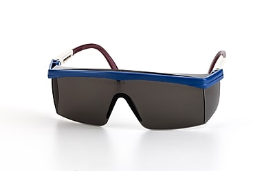 Mutual Industries Marlin Safety Glasses With USA Frame, Gray