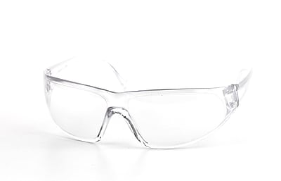Mutual Industries Snapper Safety Glasses, Clear