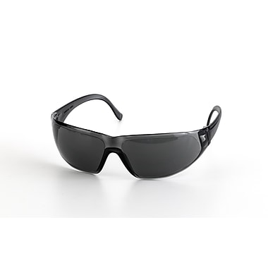 Mutual Industries Snapper Safety Glasses, Gray