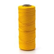 Mutual Industries Braided Nylon Mason Twine, Yellow