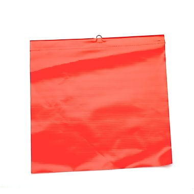 Mutual Industries Heavy-Duty Tailgate Safety Flag, 18