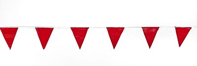 Mutual Industries Pennant Flag, 9