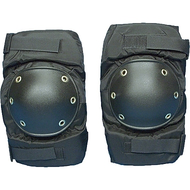 Mutual Industries Abrasion Resistant Plastic Knee Pad, Large