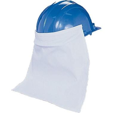 Mutual Industries Kromer Economy Nape Protector, White, 13 1/2