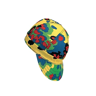 Mutual Industries Kromer C340 Multi Camo Style Hard Bill Cap, One Size