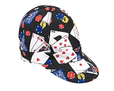 Mutual Industries Kromer C361 Casino Style Hard Bill Cap, One Size