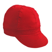 Mutual Industries Kromer A52 Twill Style Hard Bill Cap, Red, One Size
