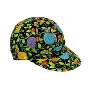 Mutual Industries Kromer C359 Snails Style Hard Bill Cap, One Size