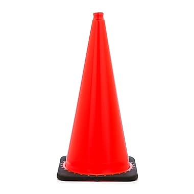 Mutual Industries 10 lbs. Plain Traffic Cone, 28
