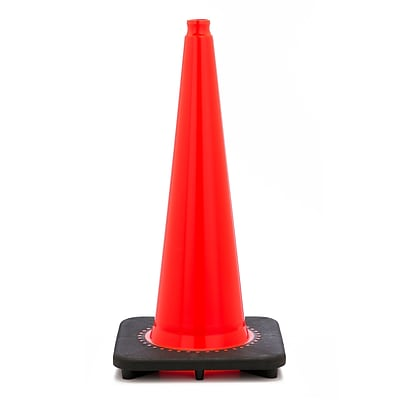 Mutual Industries 7 lbs. Plain Traffic Cone, 28