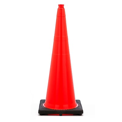 Mutual Industries 10 lbs. Plain Traffic Cone, 36