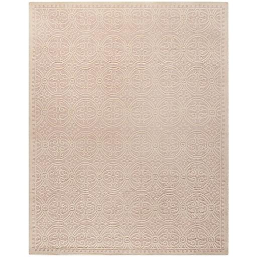 Safavieh Wyatt Cambridge Wool Pile Area Rug, Light Pink