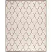 Safavieh Penelope Cambridge Wool Pile Area Rug, Ivory/Beige, 8' x 10'