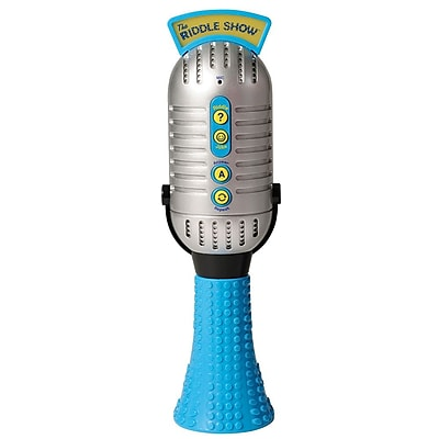 Educational Insights® The Riddle Show™ Electronic Microphone