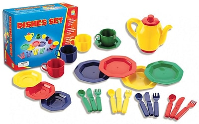 Educational Insights® Dishes Set