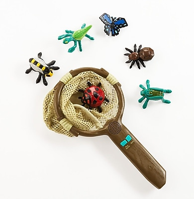 Educational Insights GeoSafari Jr. Talking Bug Net