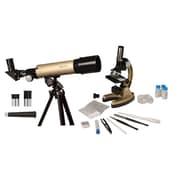 Educational Insights® GeoSafari® Telescope and Microscope Set
