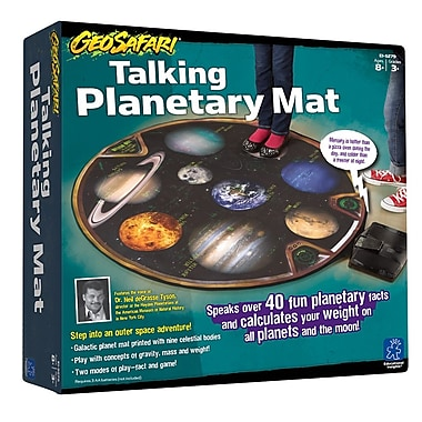 Educational Insights® GeoSafari® Talking Planetary Mat