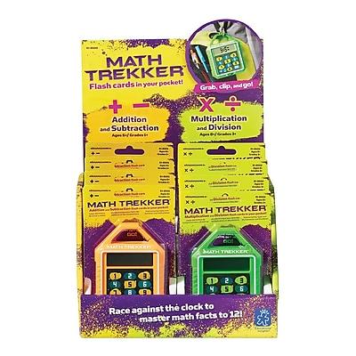Educational Insights® Math Trekker™ Classpack, 8/Pack