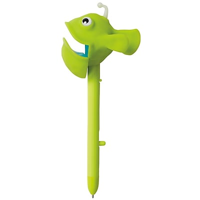 Educational Insights® Puppet-on-a-Pen™ The Sea Squad™ Party Pack, Green Angler
