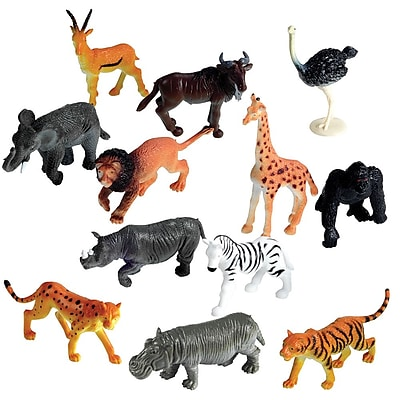 Learning Resources Jungle Animal Counters, 60/Set 1235245
