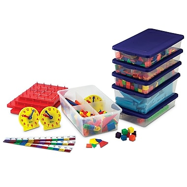Learning Resources® Manipulative Kit For Hands-On Standards Handbook, Grades 1st - 2nd