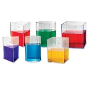 Learning Resources® Liter Container, 6/Set