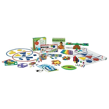 Learning Resources® Common Core State Standards Math Kit, Grade K